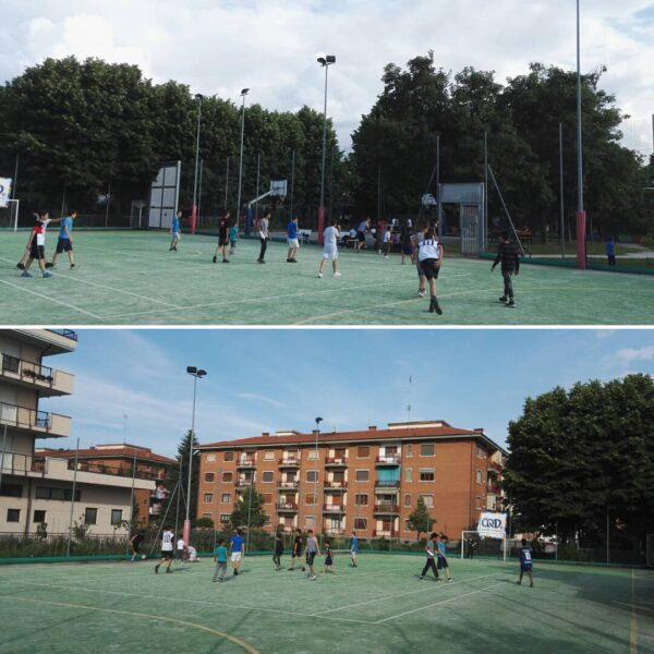 Campo calcetto / Basket